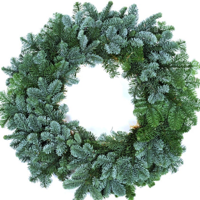 Wreaths & Greenery - Premium Christmas Trees